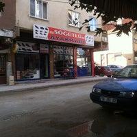 Photo taken at Söğütlü Ayakkabı by Yusuf Islam C. on 9/20/2014