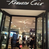 Photo taken at Kenneth Cole by Luis G. on 10/1/2012