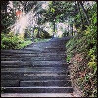 Photo taken at St. Nicholas Park by Lai P. on 9/11/2013