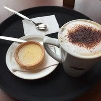 Photo taken at Caffè Nero by Paula W. on 7/20/2015