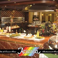 Photo taken at Acuarela Restaurant by Acuarela Restaurant on 8/27/2014