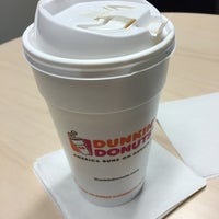 Photo taken at Dunkin' Donuts by Vinny Z. on 5/12/2016