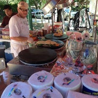 Photo taken at Crepes at the Market by Curtis M. on 7/6/2013