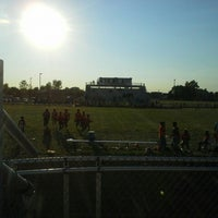 Photo taken at Ecorse High School by Jessica J. on 8/24/2013