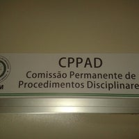 Photo taken at Comissão Permanente de Processos Disciplinares - UFAM by Arycia G. on 7/19/2013