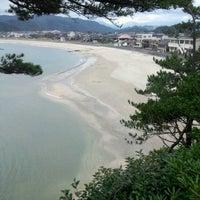 Foto tirada no(a) Uradome Coast por 富弓 小. em 10/5/2013