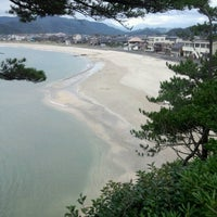 Photo taken at Uradome Coast by 富弓 小. on 10/5/2013