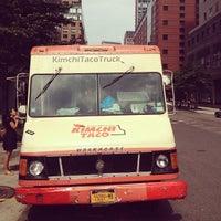 Photo taken at Food Truck Court by Matt W. on 8/26/2013