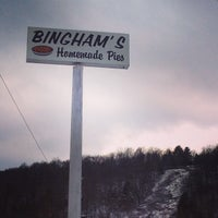 Photo taken at Bingham's Family Restaurant by Matt W. on 1/19/2014