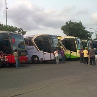 Photo taken at Terminal Purabaya (Bungurasih) by bonk a. on 3/25/2013