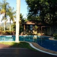 Photo taken at Academia Pestana Angra Beach Resort by Fernando M. on 10/9/2014