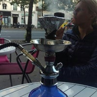 Photo taken at le temple shisha by alex d. on 9/22/2015
