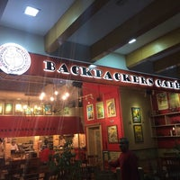 Photo taken at Backpackers cafe, Elante by Nitin S. on 11/7/2014