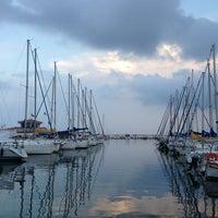 Photo taken at Port de La Londe-les-Maures by Thibaut G. on 7/18/2013
