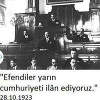 Photo taken at Osmangazi Belediyesi Emek Kültür Merkezi by 🇹🇷Engin A. on 10/28/2014