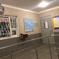 Photo taken at Ірпінське РУ ГУ МВС України by Устим. on 10/30/2016