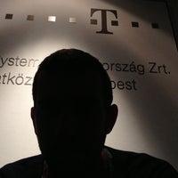 Photo taken at T-Systems Adatközpont by Jozsef S. on 1/8/2013
