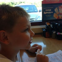 Photo taken at IHOP by Jennifer C. on 7/27/2013