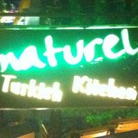 Photo taken at Naturel Turkish Kitchen by Cem K. on 7/17/2013