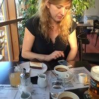 Photo taken at Café Start by Michal Z. on 4/4/2015