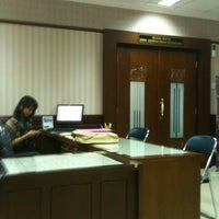 Photo taken at Kantor Gubernur Jawa Timur by Andri R. on 7/4/2013