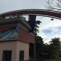 Photo taken at Pantai Indah Popoh by Andri R. on 12/26/2014