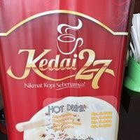 Photo taken at Kedai27 by Andri R. on 6/10/2015