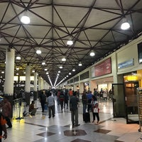 Photo taken at Terminal 1 (T1) by Andri R. on 4/16/2017