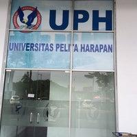 Photo taken at Universitas Pelita Harapan (UPH) by Andri R. on 10/11/2014