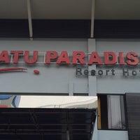 Photo taken at Batu Paradise Resort Hotel by Andri R. on 5/19/2016