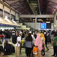 Photo taken at Terminal 1 (T1) by Andri R. on 8/7/2017