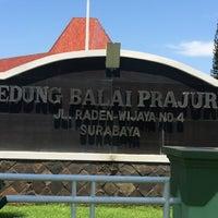 Photo taken at Gedung Balai Prajurit by Andri R. on 3/27/2016