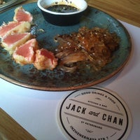 Photo taken at Jack & Chan by Dasha Z. on 7/3/2013
