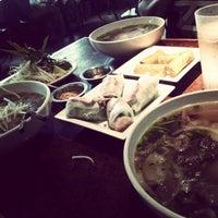 Photo taken at Saigon Restaurant & Bakery by Tina W. on 4/29/2012