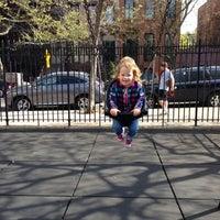 Photo taken at Park Slope Playground by karen b. on 4/27/2013