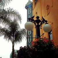 Снимок сделан в The Balboa Theatre пользователем Giovanni P. 8/22/2012