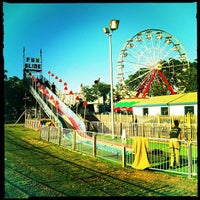 Photo taken at Rye Playland by Michael M. on 7/21/2012