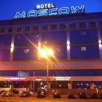 Снимок сделан в Москва / Moscow Hotel пользователем Павел З 7/7/2012