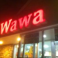 Photo taken at Wawa by Chris L. on 3/13/2012