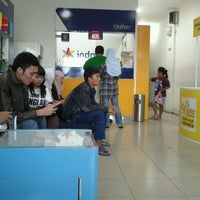 Photo taken at Galeri Indosat by ayuFWL on 11/12/2011