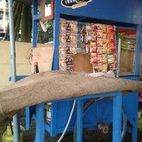 Photo taken at Warung pak Cik by Eko P. on 1/15/2012