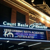 Photo taken at The Count Basie Theatre by Dylan M. on 10/4/2011