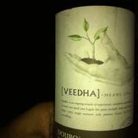 Photo taken at Cava Wine Bar by Prashant on 9/12/2011