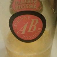 Photo taken at AB Café & Resto by Jelle V. on 10/12/2011