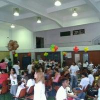 Photo taken at Instituto Padre Leonardo Carrescia by Daniel salles on 4/28/2012