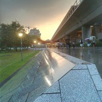 Photo taken at Lakeside MRT Station (EW26) by Peter W. on 4/26/2011