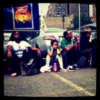 Photo taken at MegaBus NYC Stop by Walter C. on 5/26/2011