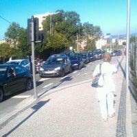 Photo taken at Mafamude by Eusébio S. on 8/16/2012