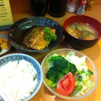 Photo taken at 丸長 by Yasushi T. on 6/12/2012