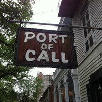 Photo taken at Port of Call by Derek J. on 3/30/2012